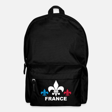 Patriote France tricolore - Sac à dos