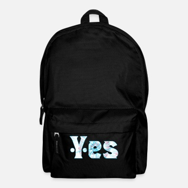 Yes - Backpack