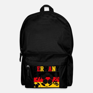 Germany Germany Flag Germany Fanshirt - Backpack