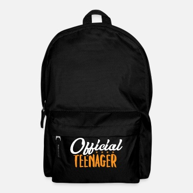 Teen Official Teenager - Teens Teen Teenie Geschenk - Rucksack