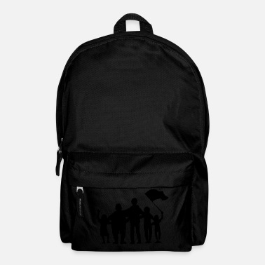 Fan fussballfans - fan - fans - Backpack