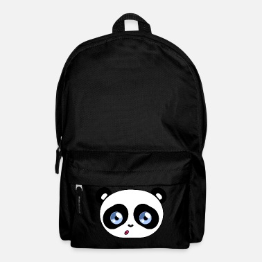 Beady Eyes Kawaii Panda Beady Eyes - Backpack