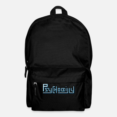 Psychobilly Psychobilly Lettering - Backpack