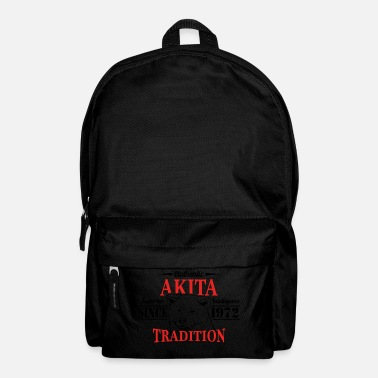 Rescue Authentic Akita Tradition - Backpack