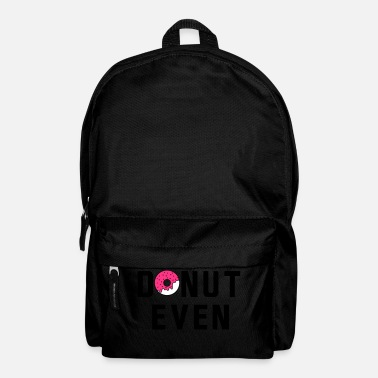 Evening Donut Even - Backpack