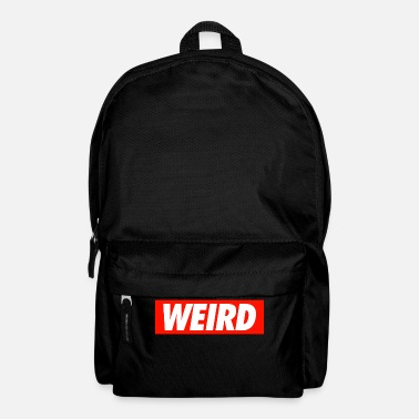 Weird Weird - Backpack