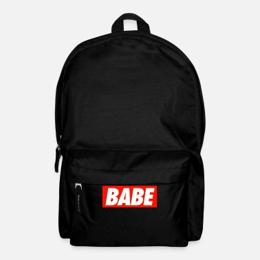 Babe Babe - Backpack