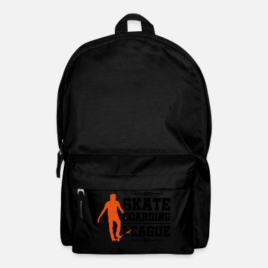 League skateboarding league - Backpack