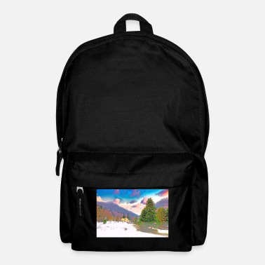 Deep Snow mountains - Backpack