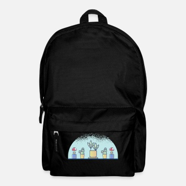 Plant Grounds plants - Backpack