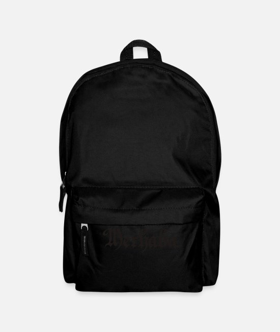 Bih Bags & Backpacks - merhaba - Backpack black