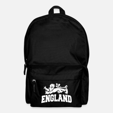 Fan england with lion - Mochila
