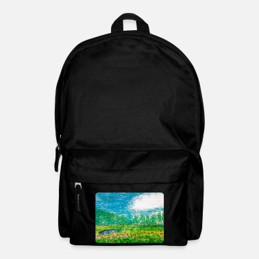 Landscape landscape - Backpack