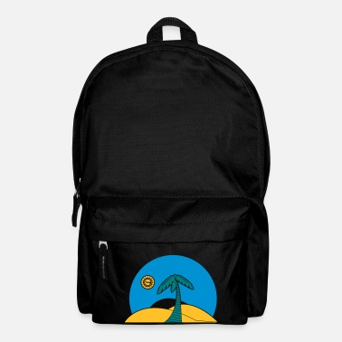 Palm Trees Palm tree - Backpack