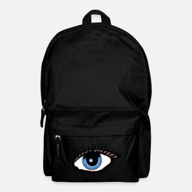 Sight Seeing Eye - eye-sight - see-sight - Backpack
