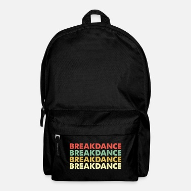 Break Dance break dancing - Backpack