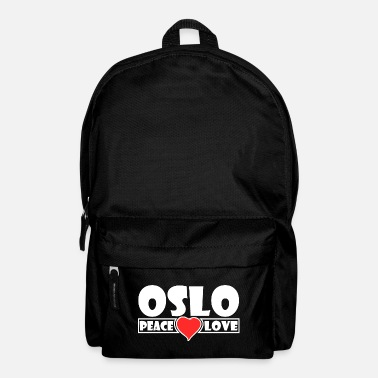 Oslo Oslo - Backpack