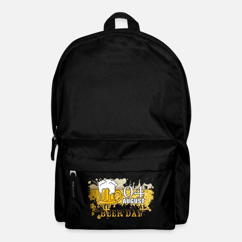 Beer Bags & Backpacks - beer - Backpack black