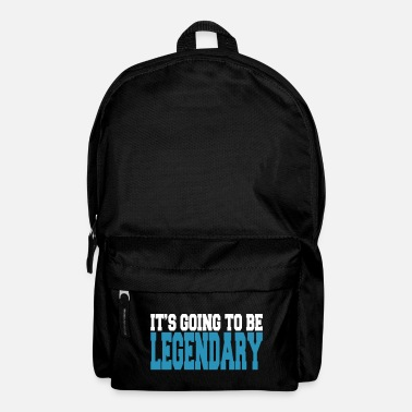 Héroe it's going to be legendary II 2c - Mochila