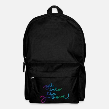 Groove Get into the groove - Backpack