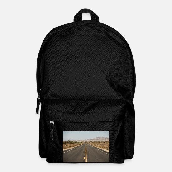 East Coast Bags & Backpacks - Westcoast America USA West Coast Desert - Backpack black