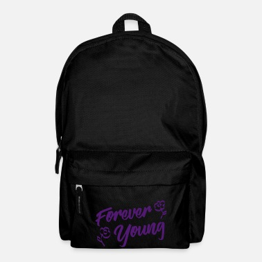 Young Forever Young - Backpack