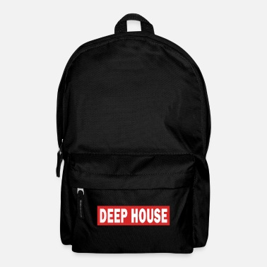 House Deep House - Electro Dance Music Techno - Backpack
