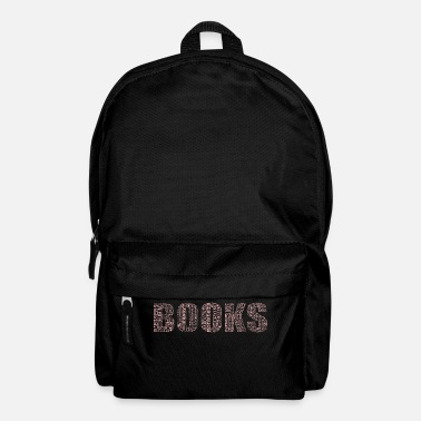 Book Books books book lovers - Backpack