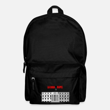 Series The rappel house - Backpack