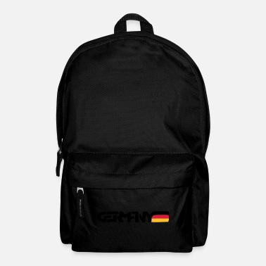 Allemand Germany - Sac à dos