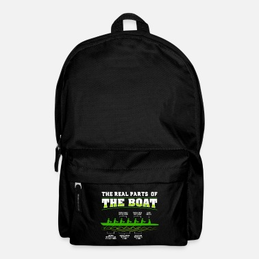 Boat boat - Backpack