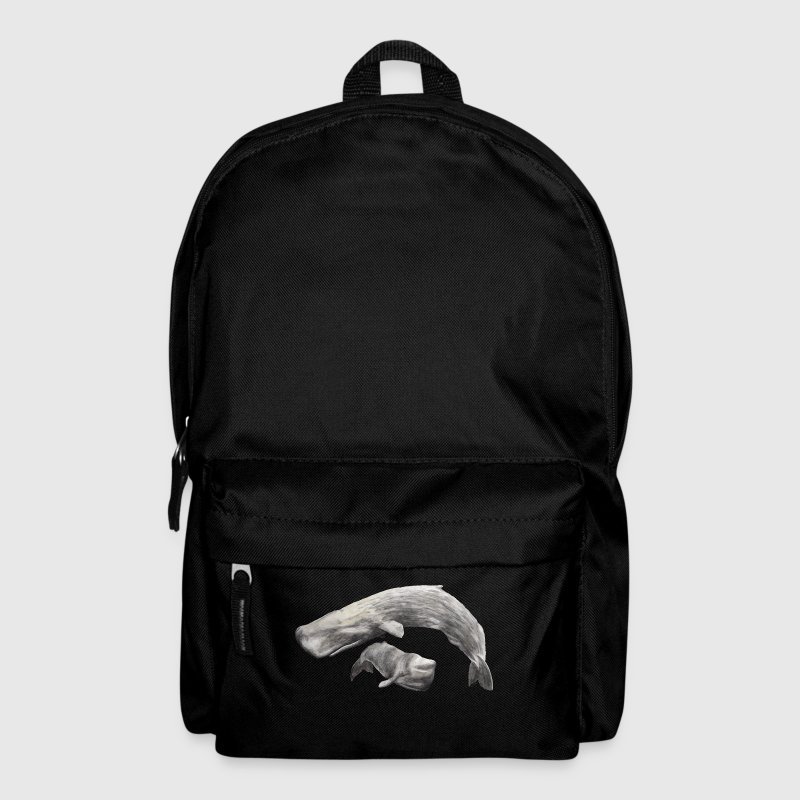 Pottwale /Sperm Whales - Backpack