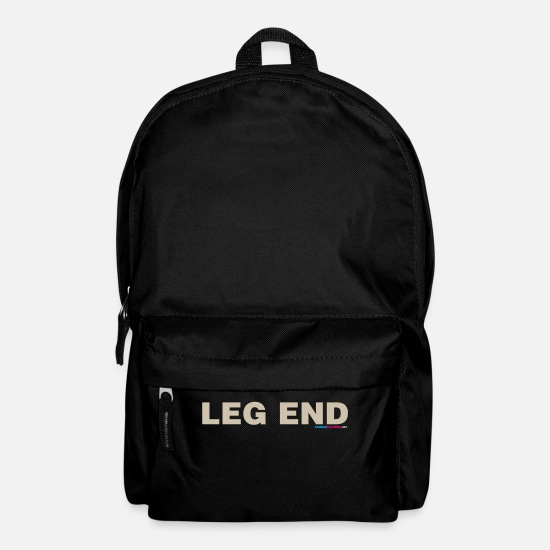 Legend Bags & Backpacks - Leg End - Backpack black