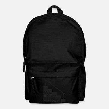 Skateboard Skateboarder - Backpack