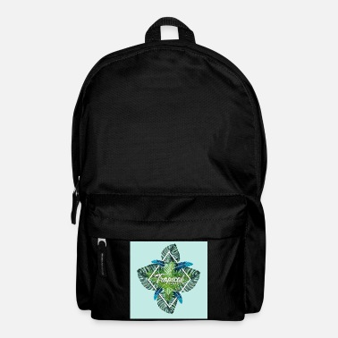 Summer Summer - tropical summer paradise - Backpack
