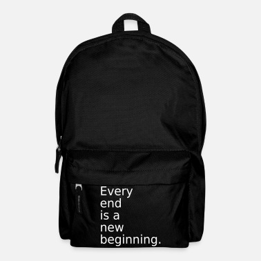 End The End - Backpack
