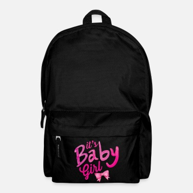 Birth pregnant baby child born birth gift idea - Backpack