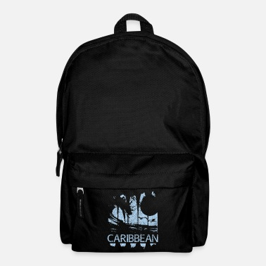 Caribbean Caribbean Caribbean holiday gift idea - Backpack
