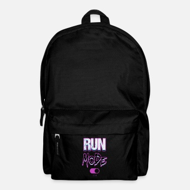 Carrera Run mode-on - Mochila