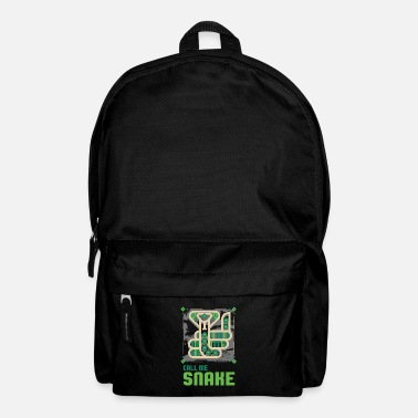 Crawl Snake Snake - Backpack
