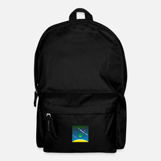 Nasa Bags & Backpacks - Mission 21 - Backpack black