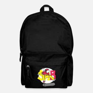 Skateboard skateboard - Backpack