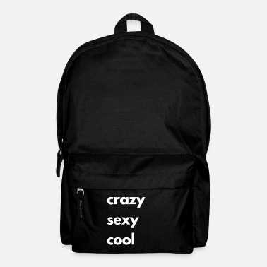 Tlc Crazy Sexy Cool TLC HIPHOP WEAR - Backpack
