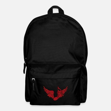 Note Clue Key note with wings - Backpack