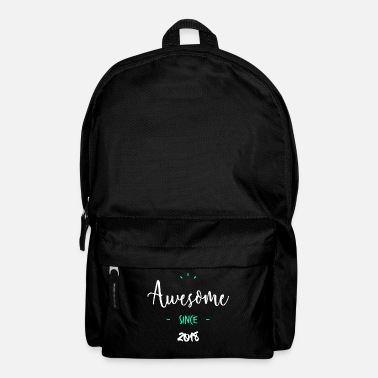 Established Awesome since 2018 - - Sac à dos