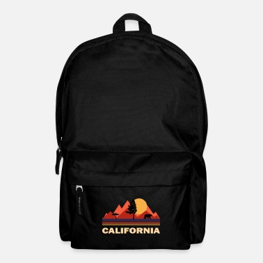 California California California - Backpack