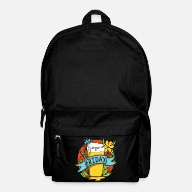 Friday FRIDAY - Backpack