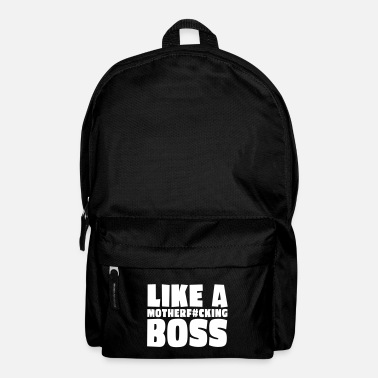 Like A Boss like a motherfcking boss 1c / like a boss - Reppu