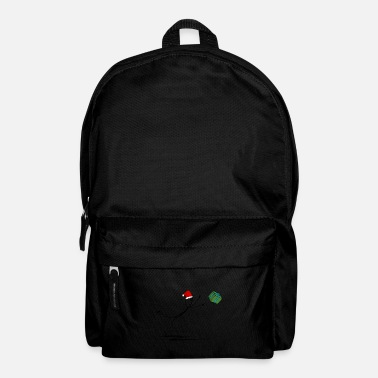 Geschenkiedee The Christmas clap. Great gift idea - Backpack