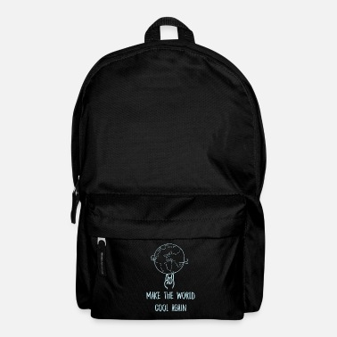 Save Underwear Make the world cool again - Backpack